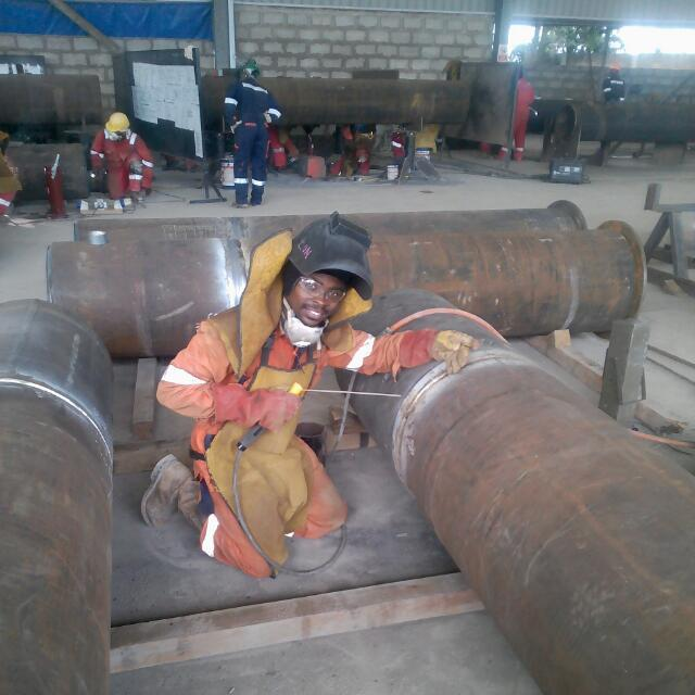 Welding and Weld Inspection