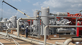 Plant installation and maintenance