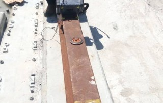 Rail line Inspection